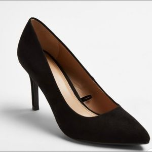 Gemma Pointed Toe Heeled Pumps - A New Day